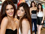 It runs in the family! Kylie and Kendall Jenner follow in the steps of their Kardashian sisters and debut new clothing line for PacSun
