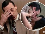 'It's over when I say it's over': An emotional Don Draper caves under pressure as he loses control over his lover and at the office on Mad Men