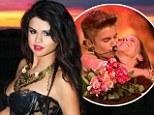 One less lonely girl! Justin Bieber pulls his mother Pattie Mallette on stage for a Mother's Day tribute... as Selena Gomez calls their relationship 'absolutely over'