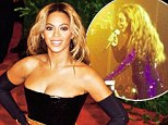 Beyonce Knowles Costume Institute G