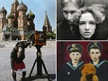 Sotheby's is auctioning off photographs taken in the former Soviet Union