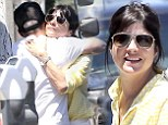 Selma Blair and Jason Bleick prove they're still ex-tremely close as they embrace on shopping trip...eight months after splitting