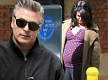 Babymoon? Alec Baldwin and pregnant wife Hilaria leave New York for a quick getaway
