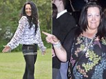 Morbidly obese mother of three shuns gastric band to lose entire EIGHTEEN stone on diet and exercise - and bags a toy boy nine years her junior