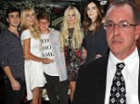Michael Lohan makes the cut as he writes $30,000 cheque for ex-wife Dina to pay backdated child support bill