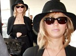 The changing faces of Jennifer Lawrence: Oscar winner looks puffy from fatigue as she jets off on yet another job