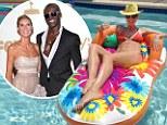 'Best Mothers' Day ever!' Heidi Klum's gleeful bikini tweet as she makes apparent dig at ex Seal... 16 months after split