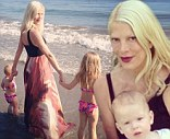 Tori Spelling - picTORIal: My Very Special Mothers' Day