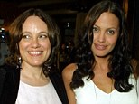 Pain: Jolie had to watch her mother's courageous but ultimately tragic eight-year battle with ovarian cancer