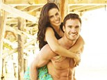 Moving on: Thom Evans says that Jessica Lowndes is the perfect woman for him, but also admitted that he doesn't really speak to Kelly Brook anymore