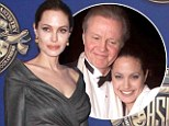 Angelina Jolie's father Jon Voight only learned about daughter's double mastectomy online... despite seeing her just TWO days ago