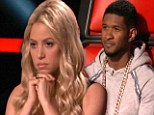 A victory for experience! Pain for Usher and Shakira as two of their acts are kicked off The Voice