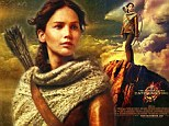 Katniss returns: A new poster for The Hunger Games: Catching Fire was released on Tuesday featuring Jennifer Lawrence atop a mountain peak