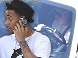 Lil Demotion: Lil Twist seen pumping gas for Justin Bieber after wrecking cars, smoking pot over past few months