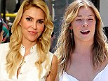LeAnn Rimes sends arch rival Brandi Glanville FLOWERS on Mother's Day...who 'thanks' her with Twitter jibe