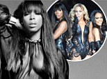 'When my sister was on stage killin' it... I was enraged': Kelly Rowland admits to being envious of Beyonce's solo success in her new song Dirty Laundry