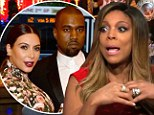 'She's going to be a single mom': Wendy Williams predicts that Kim Kardashian and Kanye West will split as soon as their baby is born