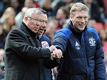 Over to you, David: Sir Alex Ferguson will make way for Moyes this summer