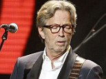 Eric Clapton celebrates 50 years of performing this year and is about to embark on a world tour