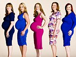 Natalie West Pregnancy Fashion