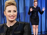'I've been through a lot': Demi Lovato talks about the inspiration behind her 'honest' new album as she appears on Jimmy Fallon