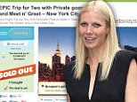 Gwyneth Paltrow's Goop Groupon deal sells out