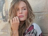 29-year-old Kate is famous for her Californian boho style