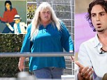 An enraged Debbie Rowe, 54, called the choreographer 'opportunistic' and said he was seeking publicity after Robson claimed he was abused by the singer at the star's Neverland Ranch when he was a child (far left)