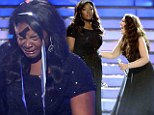 Meet the new American Idol! Candice Glover makes it third time lucky as she triumphs in emotional finale