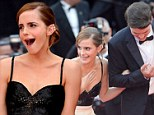 Emma Watson says teenagers are cutting short their childhoods