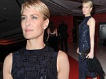 Robin Wright at Cannes