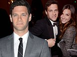 Get ready for the bachelor party! The Hangover III star Justin Bartha is engaged to trainer Lia Smith