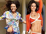 'No matter how tired or drunk you are take your makeup off': Jordana Brewster reveals slimming secrets and sexy bikini body in health magazine