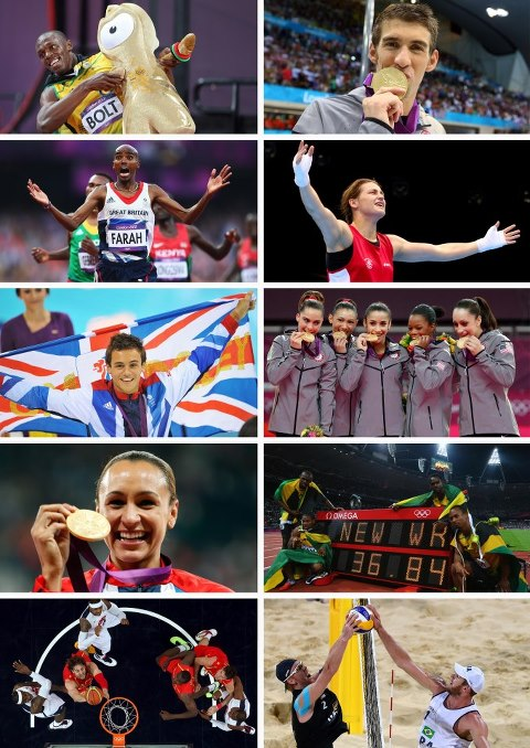 Photo: Hey Olympic Fans! Check out these top ten moments http://bit.ly/VTfbWC of the London 2012 Olympics. What do you think was the most awesome moment of these Games?