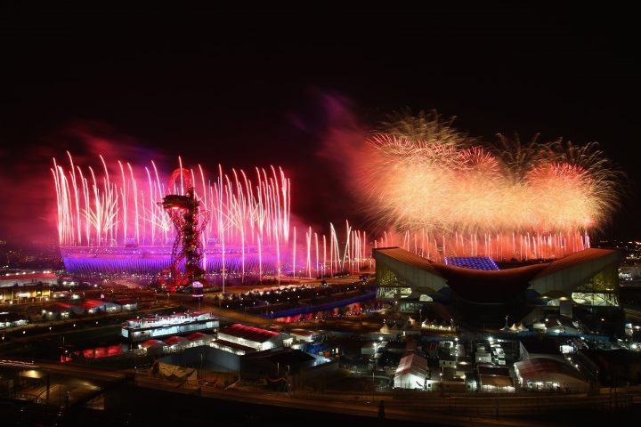 Photo: We hope you enjoyed the London 2012 Opening Ceremony as much as we did! Thank you for watching!