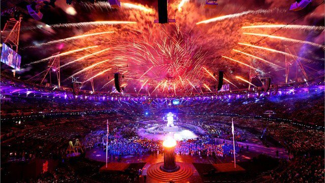Photo: Over the past 11 days the world has witnessed unforgettable world-class sport. Whether you were watching on television, in a venue, at a Live Site, or at home with friends or family - tell us your favourite Paralympic memories http://l2012.cm/R4ByFH