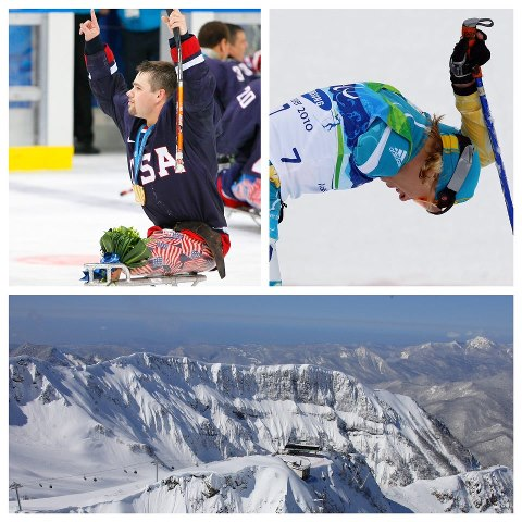 """Photo: 500 days to the Sochi 2014 Winter Paralympic Games - Click on """"LIKE"""" for all the Paralympic athletes around the world!"""
