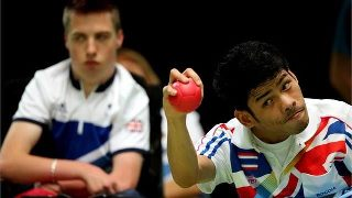 Photo: Pattaya Tadtong of Thailand in action during the Individual BC1 Boccia on Day 10 of the London 2012 Paralympic Games at ExCeL (Getty Images)
