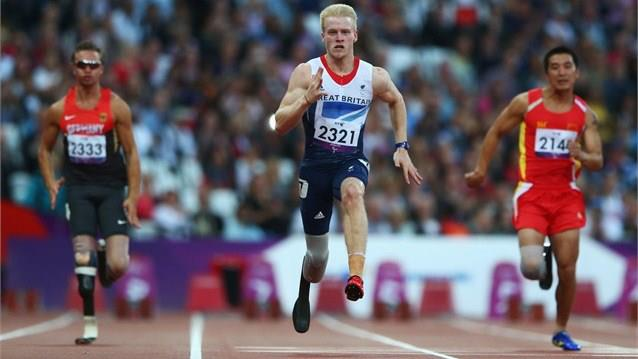 Photo: Peacock, Pistorius, Fourie, Browne, Leeper, Singleton, Oliveira, Zhiming – who do you think will win the men's 100m T44 tonight? Follow all your favourite athletes, sports & teams on Facebook at http://l2012.cm/N1oZi8
