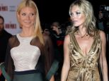 Gwyneth Paltrow and Kate Moss has made up