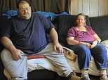 Derek and Sherry Head at their home in Red Boiling Springs, Tennessee - they deny any neglect of their disabled children who died within four months of each other last year