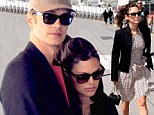 Cannes not hide their love! Rachel Bilson and boyfriend Hayden Christensen cosy up at the South of France film festival