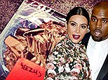 Oh, Yeezus! Kim Kardashian uploads a picture of Kanye West's new album... confirming his narcissistic title choice