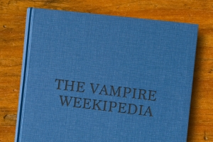 The Vampire Weekipedia: A Glossary of Terms