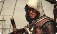 "Edward Provides A Dramatic Monologue In This Assassin's Creed IV ""Gameplay Trailer"""