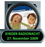 Die ARD-Radionacht für Kinder