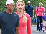 Tiger Woods and girlfriend Lindsey Vonn