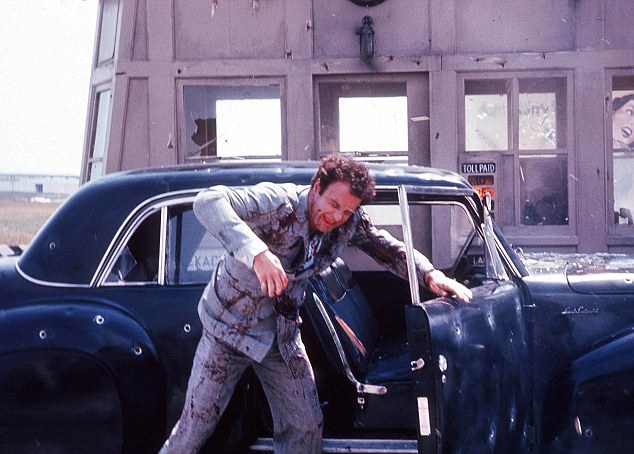 Actor James Caan is probably best known for his role as Sonny Corleone in The Godfather for which he won an Oscar and a Golden Globe