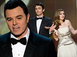 'I need sleep': Seth MacFarlane officially bows out of hosting the 2014 Oscars