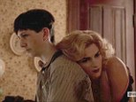 So that's why he's so complicated! Don Draper relives the moment he lost his virginity to a prostitute in Mad Men